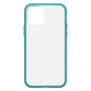 OtterBox React  for iPhone 12 / 12 PRO blue transparent
