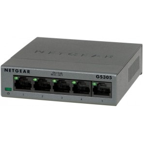 Netgear 5Port Switch 10/100/1000 GS305