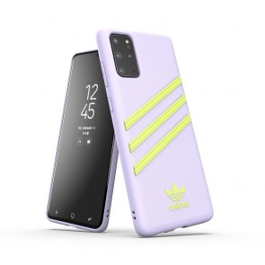 ADIDAS Originals Moulded case PU Woman for SAMSUNG S20 PLUS purple / yellow