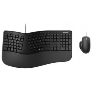 Microsoft Ergonomic Desktop for Business [DE] black