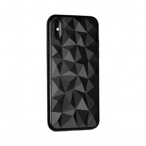 Forcell PRISM Case Samsung Galaxy A40 black