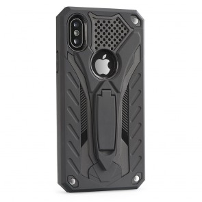 "Forcell PHANTOM Case IPHO XS Max ( 6,5"" ) black"