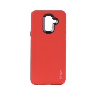 Roar Rico Armor - SAM Galaxy A6 Plus 2018  red