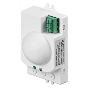 GOOBAY Microwave ανιχνευτής κίνησης 96011, εσωτ. χρήση, 360° 8m, λευκό
