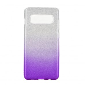 Forcell SHINING Case for SAMSUNG Galaxy S20 Ultra / S11 Plus clear/violet