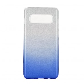 Forcell SHINING Case for SAMSUNG Galaxy S20 Ultra / S11 Plus clear/blue