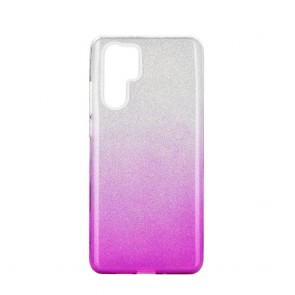 Forcell SHINING Case for HUAWEI P30 PRO clear/pink