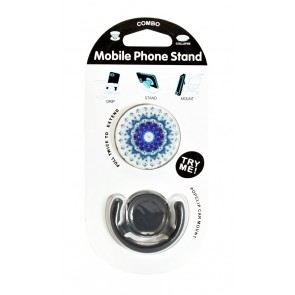 Pop mobile stand & holder με βάση αυτοκινήτου, mandala colors