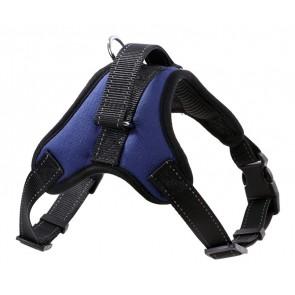 Σαμαράκι σκύλου ANM-0002 Νο M, μπλε