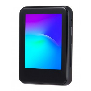 "BENJIE Mp4 Player BJ-A36-X5, Bluetooth, 2.4"", 16GB, μαύρο"