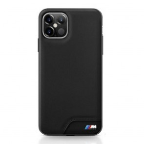 Original faceplate case BMW BMHCP12MMHOLBK for iPhone 12 / 12 Pro black