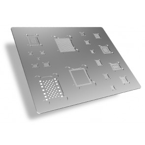 BEST Reballing stencil BST-A11, για iphone 8/8 Plus/X