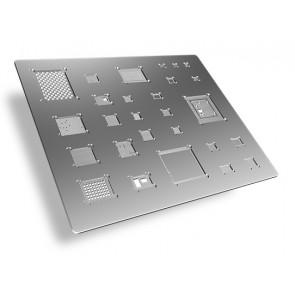 BEST Reballing stencil BST-A12, για iphone XS/XS Max/XR