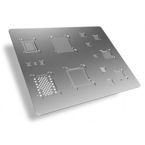BEST Reballing stencil BST-A9, για iphone 6S/6S Plus