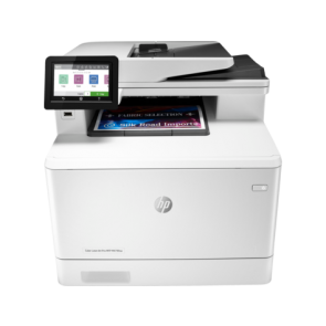HP Color LaserJet Pro MFP M479 fnw (4in1)