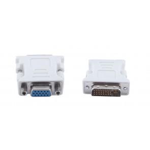 POWERTECH Αντάπτορας VGA 15pin female σε DVI-I 24+5 pin male