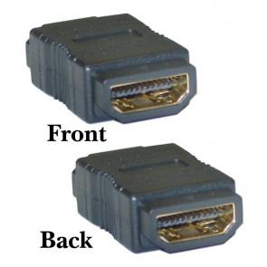 Powertech adapter HDMI 19pin θηλυκό σε θηλυκό