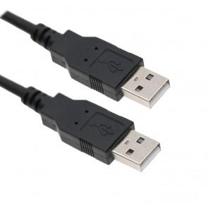 POWERTECH Καλώδιο USB 2.0 Type A, 1.5m, Black