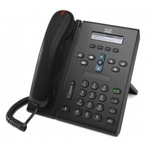 CISCO used Unified IP Phone 6921, PoE, μαύρο