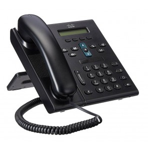 CISCO used Unified IP Phone CP-6941-C-K9, Black