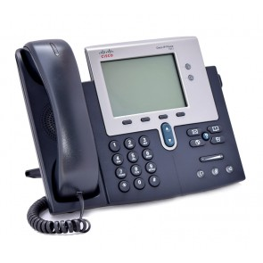 CISCO used Unified IP Phone 7941G, Dark Gray