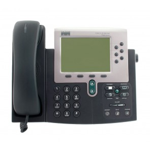 CISCO Used IP Phone 7960G, Dark Gray