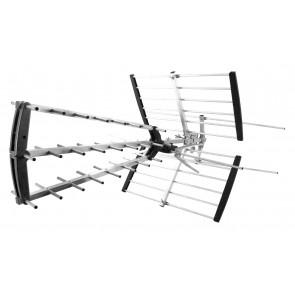 ESPERANZA εξωτερική κεραία EAT105, DVB-T2, Full HD, LTE, 18dB