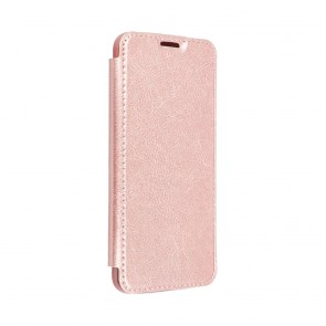 Forcell ELECTRO BOOK case for HUAWEI P30 LITE rose gold