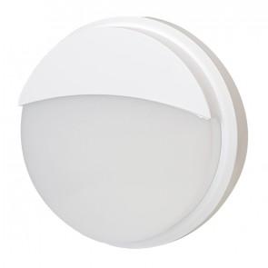 POWERTECH LED φωτιστικό τοίχου EXTL-0001, 12W, 4000k cool white, λευκό