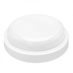 POWERTECH LED φωτιστικό τοίχου EXTL-0003, αισθητήρας κίνησης, 15W, λευκό