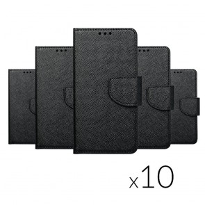 Fancy Book (SET 10in1) - MULTIPACK for IPHONE 11 black
