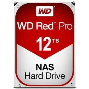 """WD HD3.5"""" SATA3 12TB WD121KFBX / 24x7 / NAS (Di)"""