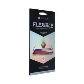 "5D Full Glue Nano Glass - Apple Iphone 12 Max 6,1"" black"