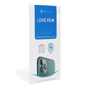 Flexible Nano Glass 9H for camera lenses - Samsung S20 Plus