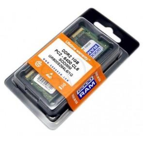 GOODRAM so-dimm μνήμη τύπου DDR2, 1GB , 800