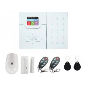 Ασύρματος πίνακας συναγερμού HA-VGW Kit, Πληκτρολόγιο LCD, WiFi