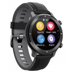 "HIFUTURE smartwatch HiWAVE, 1.3"", IP68, heart rate monitor, μαύρο"