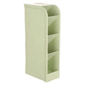 Μολυβοθήκη HUH-0003, 20.5 x 9.2 x 5.1cm, πράσινη
