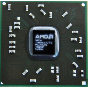 AMD BGA IC Chip SB600 218S6ECLA21FG, with Balls