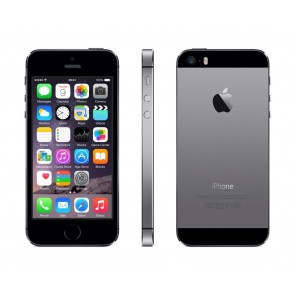 """APPLE used Smartphone iPhone 5S, 4G, 4"""", 1GB/16GB, Space Gray, FQ"""