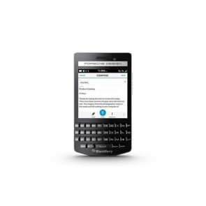 BlackBerry PD P´9983 64GB QWERTY USA
