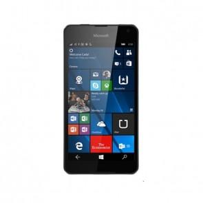 Microsoft Lumia 650 LTE 16GB black dark silver DE