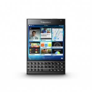 BlackBerry Passport 32GB piano black QWERTZ DE