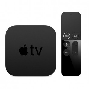 Apple TV 4K 32GB black DE