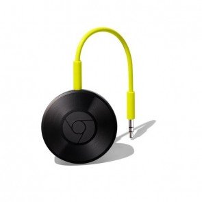 Google Chromecast Audio black DE