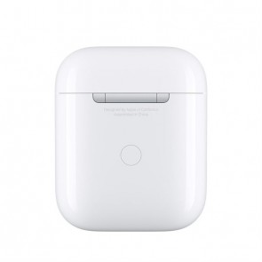 Apple Wireless Charging Case for AirPods white DE