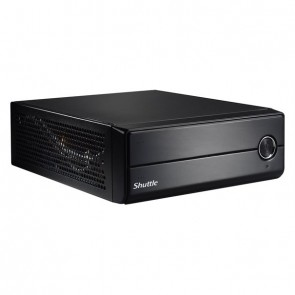 Shuttle Barebone XH110V Black