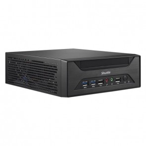 Shuttle Barebone XH110 Black