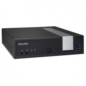 Shuttle Barebone DX30 Black Celeron J3355