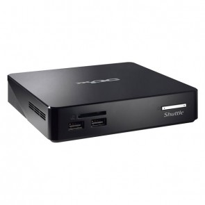 Shuttle Barebone NS02A Android Black